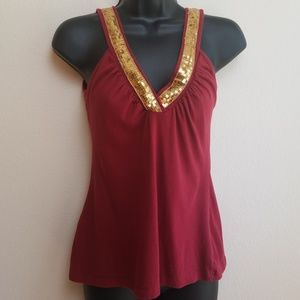 Sequence Tank Top Large